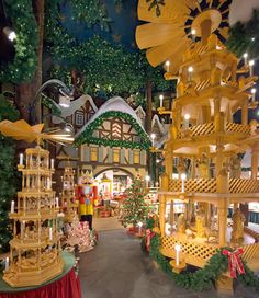 Käthe Wohlfahrt - Christmas Shops Germany - Christmas Shops around the World