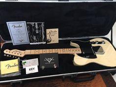 Fender Custom Shop Nocaster NOC 1951 de 2012