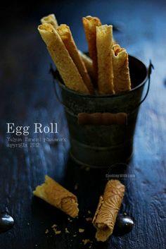 Egg Roll / Kue Semprong