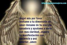 mensaje de angeles,angelologa,mensajes divinos, ayuda de angeles , oracion