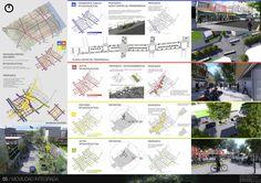Galería de Tercer Lugar Concurso Nacional de Ideas para la Renovación urbana del área centro de San Isidro - 11