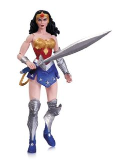DC Collectibles DC Comics The New 52: Earth 2: Wonder Woman Action Figure DC Collectibles http://www.amazon.com/dp/B00HSZMB4S/ref=cm_sw_r_pi_dp_GUt8tb12T2WVS