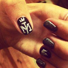 Michael jackson nail art nail art community pins pinterest michael jackson nails prinsesfo Gallery
