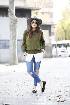 http://www.dulceida.com/2015/01/all-with-mocasins.html                                                                                                                                                                                 Más