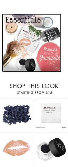 """""""Makeup bag"""" by tanyaf1 ❤ liked on Polyvore featuring beauty, COVERGIRL, NARS Cosmetics, Zoella Beauty, contestentry, PVStyleInsiderContest and makeupbagstaples"""