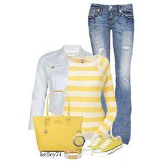 Rock a Yellow Bag
