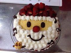クリスマス気分満点なケーキ!
