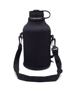 Taste Drink Go Growler Carrier for Beer Growler - Bag keeps 64 oz. Stainless Steel Beer Growler Secure - Start Carrying a Growler With Ease!  Price: US $14.95 & FREE Shipping  #kitchen #love #home #lovedkitchen