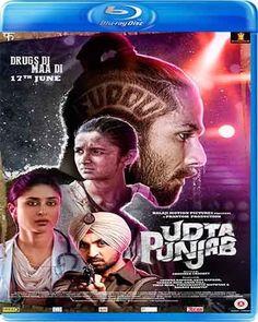Udta Punjab 2017 Torrent Download – Bluray 720p Legendado