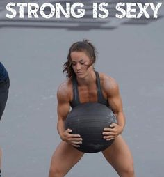 Strong IS Sexy - #fitness #fitspiration