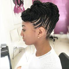 Nice braided updo via @hairbyebonyb - http://community.blackhairinformation.com/hairstyle-gallery/braids-twists/nice-braided-updo-via-hairbyebonyb/