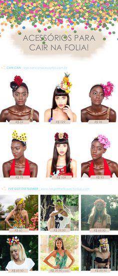 Delírios de uma consumista » Blog Archive » Especial carnaval: Acessórios fashionistas para a folia!