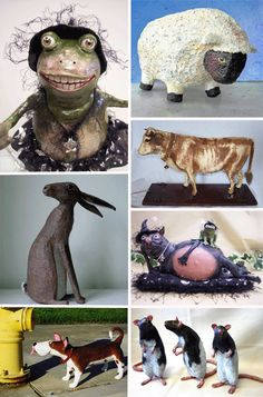 Paper Mache Masters: From Crafters to Professionals | WebUrbanist