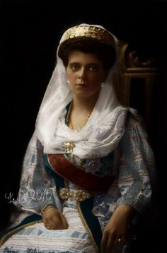 Princess Elena of Greece
