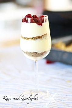 Enkel og nydelig dessert » Kaos med kjærlighet