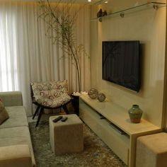 Rápido e fácil: veja 5 mandamentos para decorar sala pequena