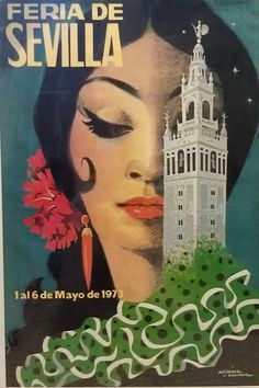 Sevilla, Spain I have this poster!