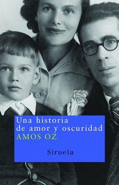 """Amos Oz. """"Una historia de amor y oscuridad"""". Editorial Siruela Amos Oz, Kindle, Fiction, Baseball Cards, Editorial, Tv, Store, Twitter, Photos"""