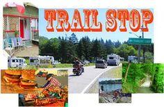 The Trail Shop, Moser River, Nova Scotia (Highway 7, Marine Drive) #Tourism