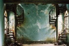 abandoned mansion. by marilyn