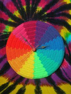nebun despre linii - croșetat și mozaic: crochet