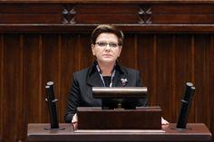 Chcemy doprowadzić do tego, żeby zamknąć sprawę Trybunału Konstytucyjnego. Przyjąć ustawę, która uspokoi sytuację - mówiła w niedzielę premier Beata Szydło. Jak dodała dobrze działający Trybunał jest w interesie...