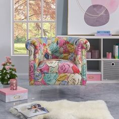 Accent Chairs For Your Signature Style Chesterfield Chair, Armchair, Architecture Design, How To Clean Furniture, Barrel Chair, Aesthetic Room Decor, Toss Pillows, Club Chairs, New Room