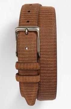Tulliani 'Osimo' Leather Belt