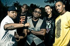 Lecrae, Tedashii, Trip Lee, Pro, Sho Baraka, And Mineo, and KB. Go hard or go home...