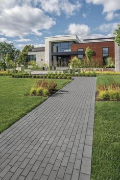 Impress yopur guests with an out-of-the-box driveway designs made out of pavers. Keep reading to learn which pavers are best for your space!