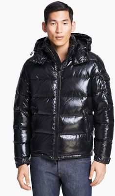 moncler puffer jacket mens ebay