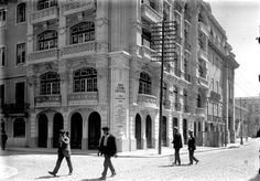 Rua da Prata, Lisboa, 1910