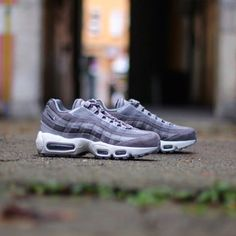 new product 45c99 1fa75 Nike Air Max 95 LX gris-anthracite