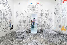 ira koers roelof mulder a pond full of ink sieb posthuma exhibition letterkundig museum netherlands