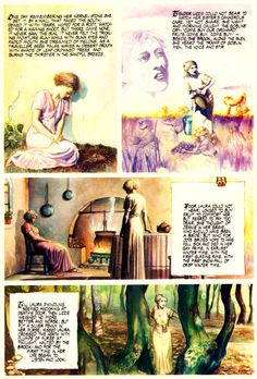 Christina Rossetti - Goblin market part 4 (of Christina Rossetti, Fairytale Art, Sci Fi Fantasy, Beach Bum, Goblin, Art Forms, Fairy Tales, The Incredibles, Marketing
