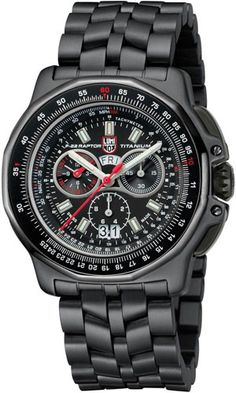 46ab576a7c0 9272 - Authorized Luminox watch dealer - Mens Luminox F-22 Raptor