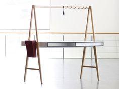 Rechteckiger Büro-Schreibtisch Kollektion A by SA Möbler
