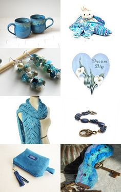 Bonnie Baby Blue by Mike and Diane Mudd on Etsy--Pinned with TreasuryPin.com