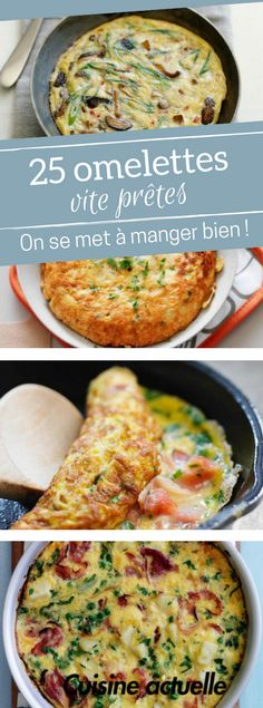 25 gourmet recipes and quickly ready. omelette recipe – omelette idea – healthy recipe – balanced diner – eggs Source by cuisineactuelle Vegetarian Breakfast Casserole, Vegetarian Menu, Vegetarian Appetizers, Appetizer Recipes, Easy Brunch Recipes, Healthy Brunch, Healthy Menu, Veggie Recipes, Gourmet Recipes