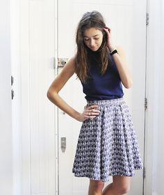 Alice Ashby from Blake LDN // Hula Hoop skirt (now 30% off).