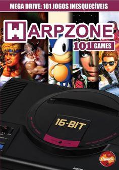LIGA HQ - COMIC SHOP WARPZONE - 101 GAMES #2 - MEGA DRIVE PARA OS NOSSOS HERÓIS NÃO HÁ DISTÂNCIA!!!