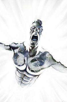 The Silver Surfer-Sacrifice by *carstenbiernat on deviantART