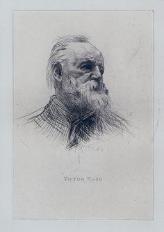 """Rodin """"Victor Hugo"""""""