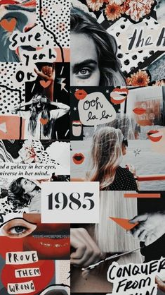 "Ideas painting quotes funny ""prove them wrong"" > ""conquer"" > take on the world > be bold > magazine collage Tumblr Wallpaper, Pastel Wallpaper, Galaxy Wallpaper, Wallpaper Backgrounds, Tumblr Backgrounds, Wallpaper Lockscreen, Lock Screen Wallpaper, Collage Des Photos, Art Du Collage"