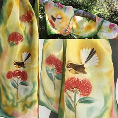 This item is unavailable Painted Silk, Hand Painted, Online Gifts, Silk Scarves, Custom Paint, Wearable Art, Original Art, Great Gifts, My Etsy Shop