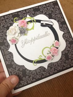 Onnittelu ylioppilaalle Paper Crafts, Scrapbook, Gift Ideas, Quotes, Cards, Gifts, Handmade, Camera, Quotations