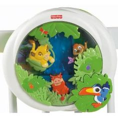 Fisher-Price Disney Baby Lion King Peek-a-Boo Soother  $38