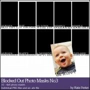Blocked Out Photo Masks  www.designerdigitals.com