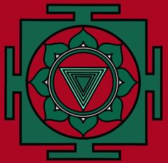 XIII Kali Yantra ~ Sinking Into Your Arms