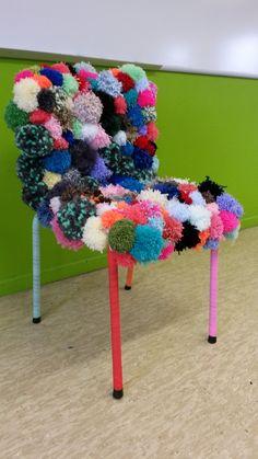 klas creatie pimping pompons